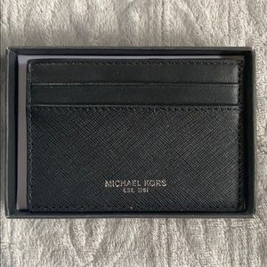 Small Michael Kors Wallet Card Holder
